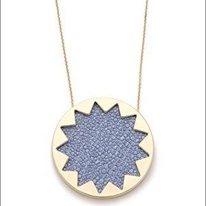 House of Harlow large sunburst pendant necklace